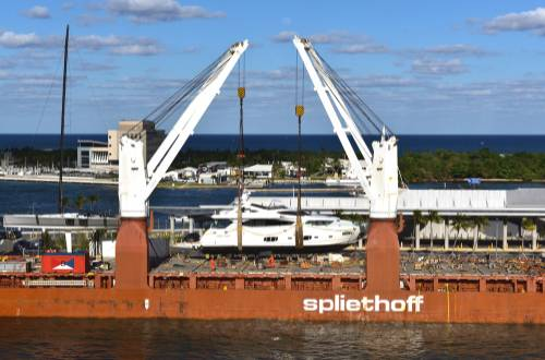 Spliethoff-Breakbulk Carriers-Breakbulk