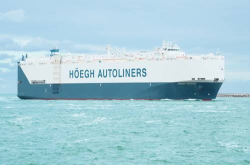 Hoegh-Autoliners-Breakbulk Carriers-Breakbulk