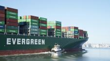 Evergreen Line Container Shipping