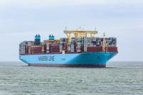 Maersk Constainer Shipping