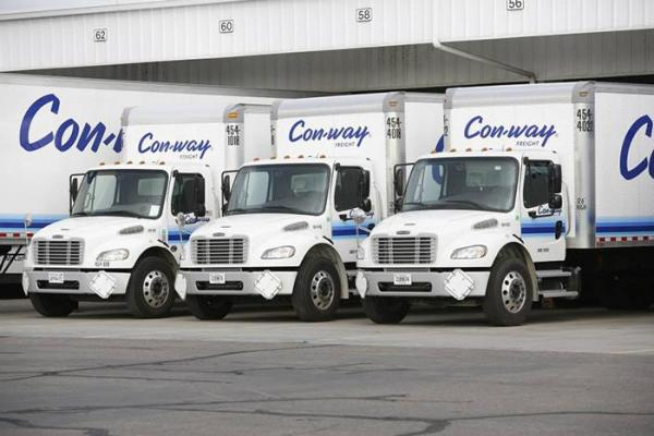 Buying Con-way, XPO shifts from 'asset light' to 'asset right'