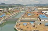 New locks project at Panama Canal
