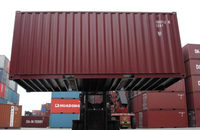 SOLAS verified gross mass VGM IMO container weights