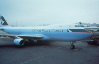 Cathay Pacific Cargo aircraft