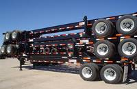 Truck chassis.