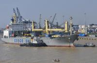 Wilhelmsen's complex crane shipment boosts Chittagong's capacity