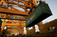 DP World Doraleh terminal.
