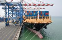 Doraleh Container Terminal Djibouti.