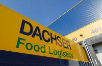 Dachser Food Logistics truck
