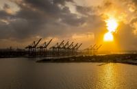 Port of Houston.