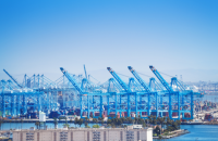 Bill would allow California agency to block port automation