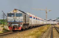 A Nippon Express train.