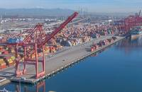 US West Coast ports competing through infrastructure, technology