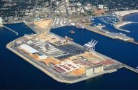 Port of Gulfport.