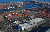 Port of Long Beach-Pierpass facility.