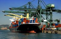 Port of Santos.