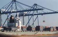 Port of Tuxpan.