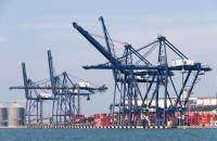 Veracruz port.