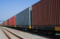 Freight rail cars.