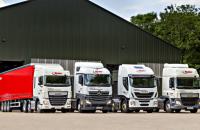 Ryder Euro 6 trucks