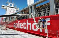 Netherlands-based multipurpose carrier Spliethoff added five more ex-Hansa Heavy Lift (HHL) vessels to its fleet this month: four P14-type ships and one P8-type vessel.