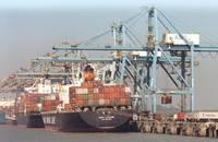Dakshin Bharat Gateway Terminal at Tuticorin port.