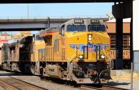 Union Pacific Railroad in Oregon.