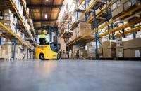 Warehouse supply chain.