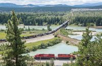 Canadian Pacific Railway joins CSX Transportation and Kansas City Southern Railway in the ranks of Class I railroads that suffered second-quarter intermodal volume declines.