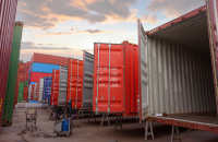 WiseTech Global is making a big push into the US with the acquisition of Depot Systems, which runs container yards and handles container bookings.
