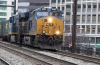 CSX Transportation: CSX tries to drive Ohio hub volume with