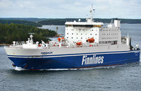 Traffic and profit at Finnlines rose in the second quarter and the company expects its strong performance to continue thanks to variety of initiatives already underway.