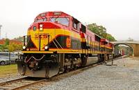 Kansas City Southern Railway.