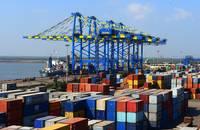 Krishnapatnam Port.