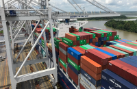 Savannah expands with 2030 goal of 9 million TEU
