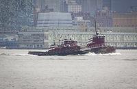 McAllister tugs in New York