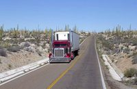 Higher-than-normal inventories continue to drag on U.S. trucking demand.