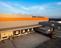 APM Terminal Inland Services, Chennai cold chain facility.