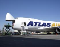 Atlas Air 747-400 Freighter