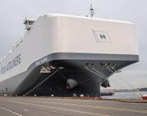 Hoegh Autoliners roll-on, roll-off