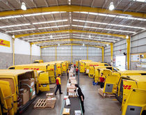 DHL's best-ever second-quarter performance follows the strongest quarter in company history.