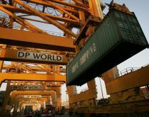 DP World Doraleh terminal.