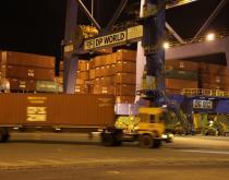 DP World Terminal Cochin.