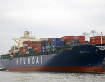 Hyundai Merchant Marine.