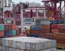 Maersk Line logistics.