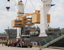 The Port of Beaumont has found a market in renewable energy and breakbulk bulk cargo.