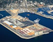 Port of Gulfport.