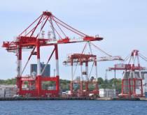 Rail blockade forces Halifax ship diversions