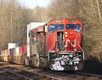 Port of Prince Rupert rail restored