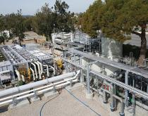 Santa Barbara California desalination plant by IDE Technologies